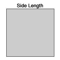 square area