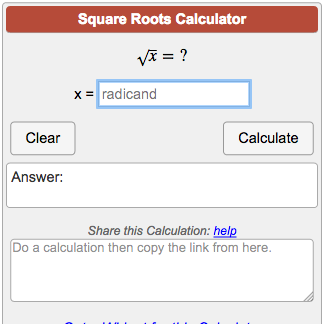 Square Root Calculator Learn how to find square root of a number.know the square root tricks and square root shortcuts for four and five digit numbers in this article. square root calculator