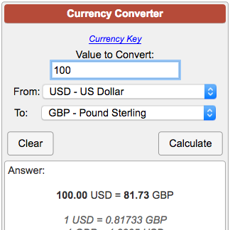Calculators Financial Currency Converter Png