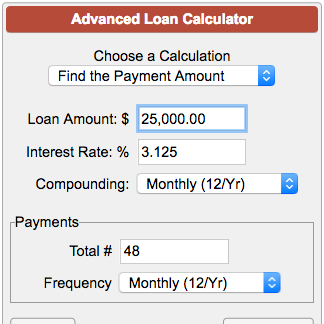 Sample loan calculator excel 6+ documents in excel.