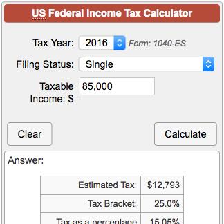 2018 tax brackets tax foundation   go4carz.com