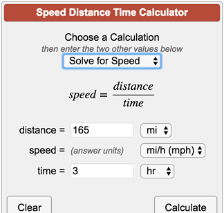 Calculators Math Sd Distance Time Calculator Png