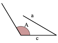 ASS Theorem A > 90 and side a less than side c