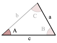 triangle ass theorem with 1 solution